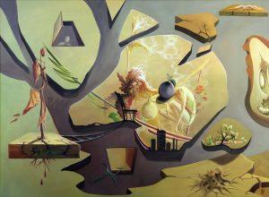 Coexistence - Surreal art